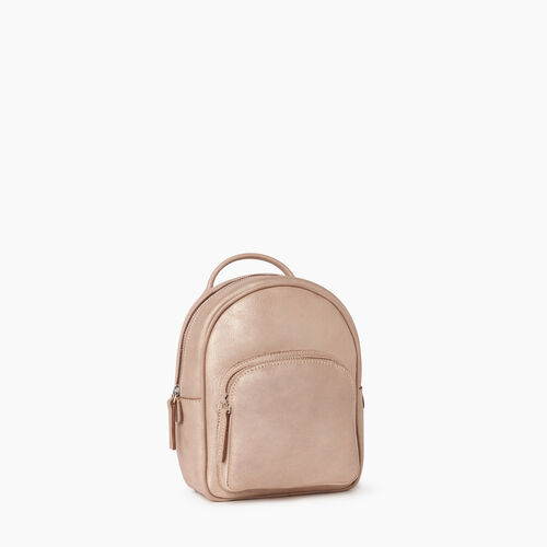 Roots-Leather Our Favourite New Arrivals-City Chelsea Pack-Champagne-A