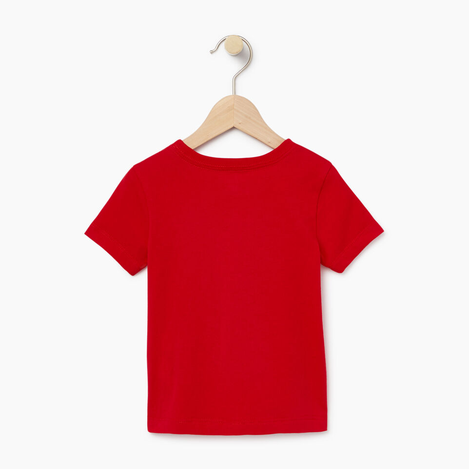 Roots-Kids Our Favourite New Arrivals-Toddler Amore T-shirt-Racing Red-B