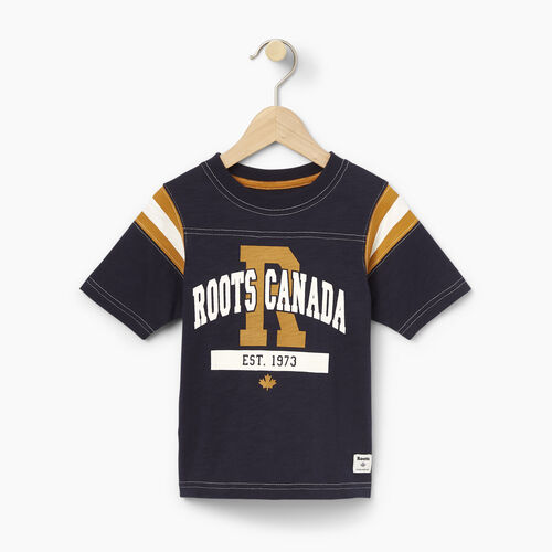 Roots-Winter Sale Toddler-Toddler Varsity Top-Navy Blazer-A