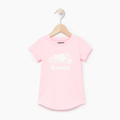 Roots-Kids Our Favourite New Arrivals-Baby Edith Dress-Pink Mist-A