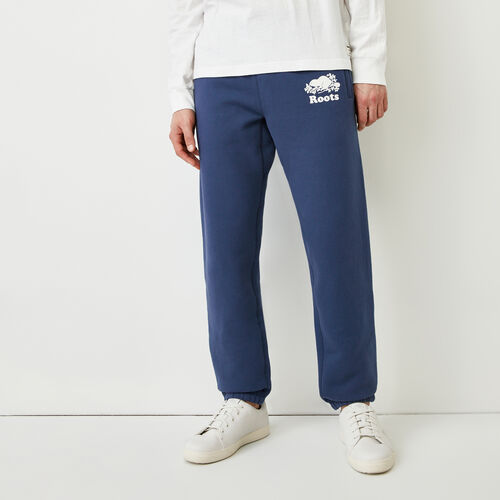 Roots-Men Bestsellers-Original Sweatpant-Sargasso Sea-A