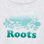 Roots-Kids Our Favourite New Arrivals-Baby Gradient Cooper T-shirt-White Mix-D