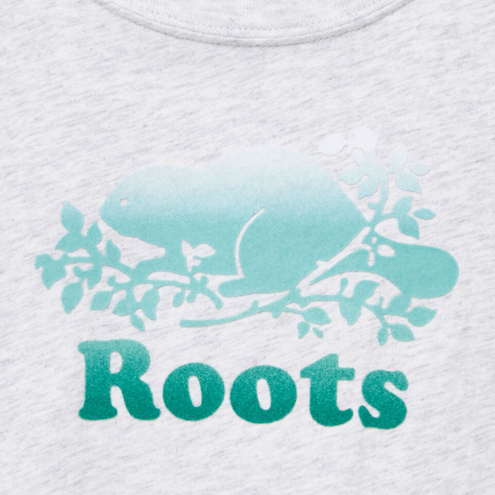 Roots-undefined-Baby Gradient Cooper T-shirt-undefined-D