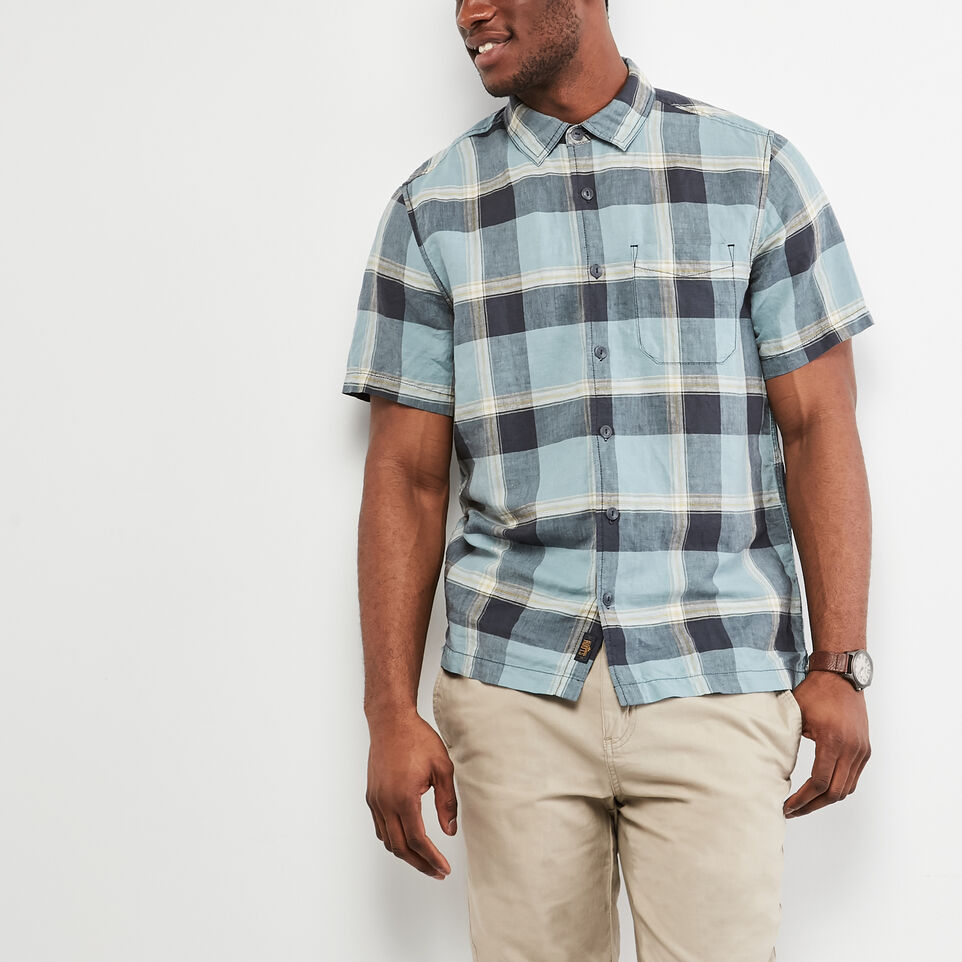 Roots-undefined-Foxley Short Sleeve Shirt-undefined-A