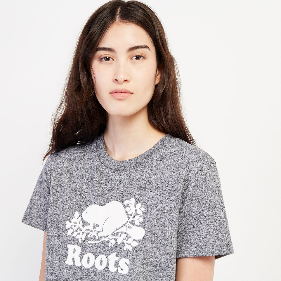 Roots-undefined-Womens Cooper Beaver T-shirt-undefined-E