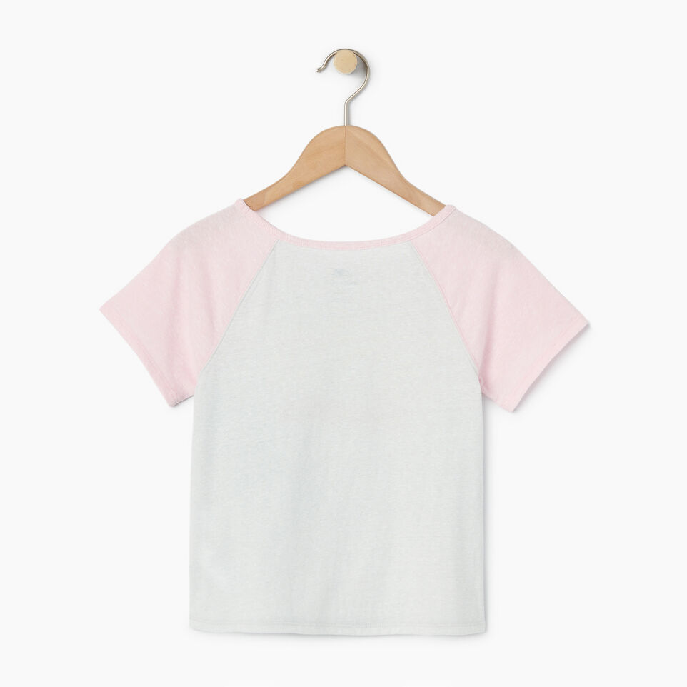 Roots-Sale Toddler-Toddler Cooper Beaver Raglan Top-Pink Mist-B