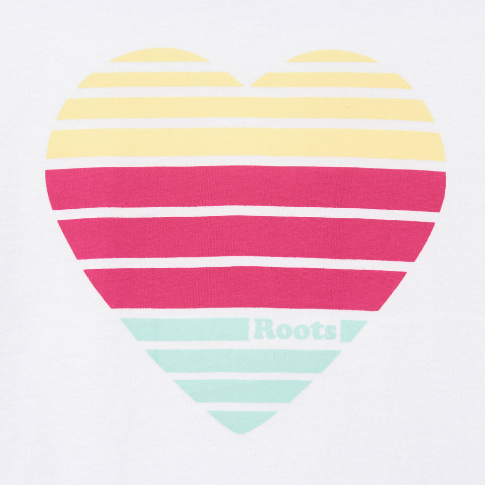 Roots-Kids Our Favourite New Arrivals-Toddler Heart Ringer T-shirt-Ivory-D