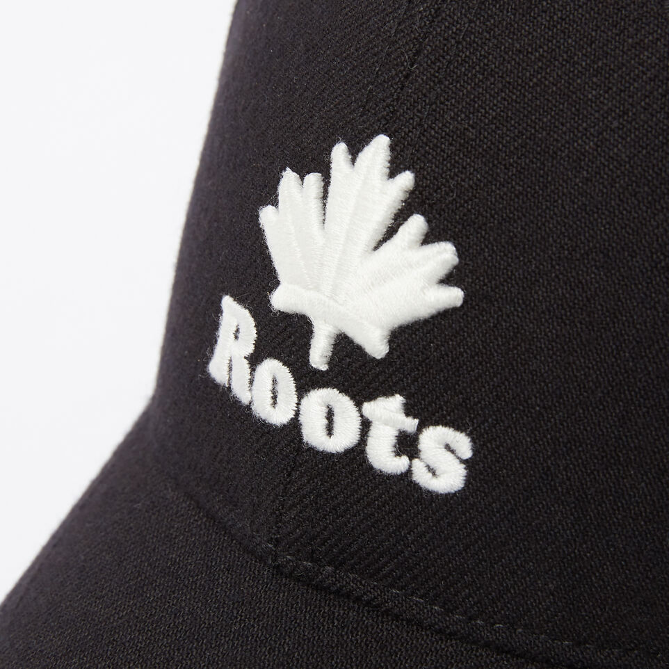 Roots-undefined-Kids Modern Leaf Baseball Cap-undefined-D