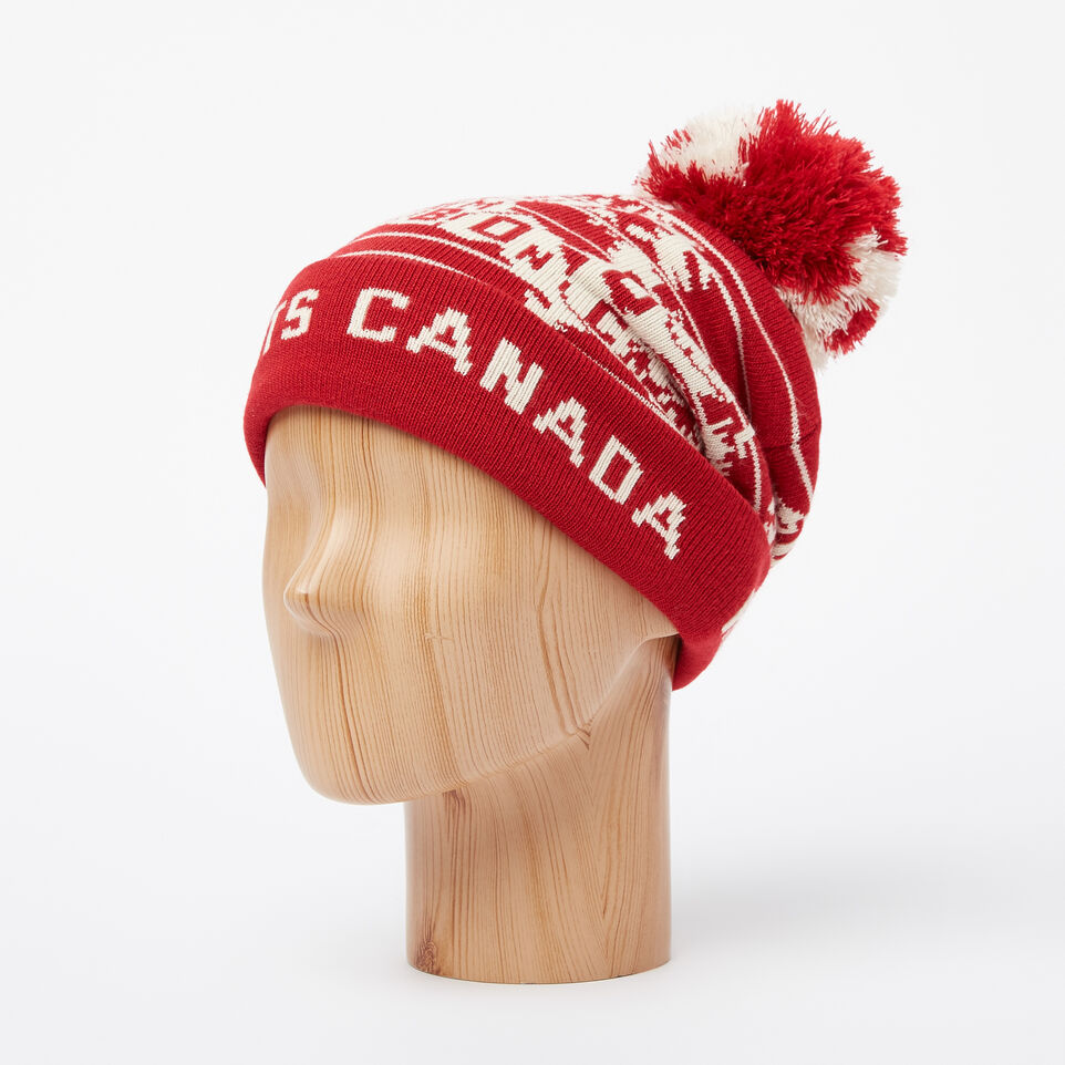 Roots-undefined-Tuque Carte Canada-undefined-B