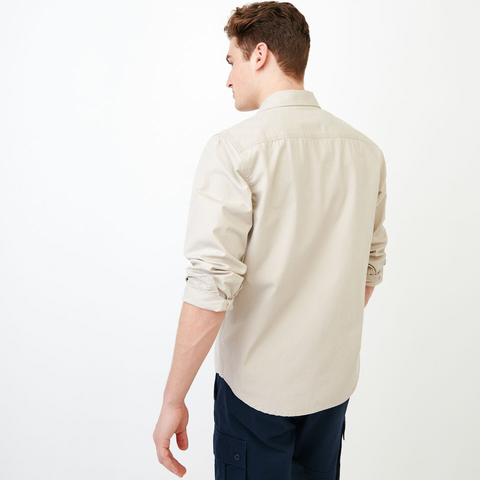 Roots-undefined-Heatley Long sleeve Shirt-undefined-D