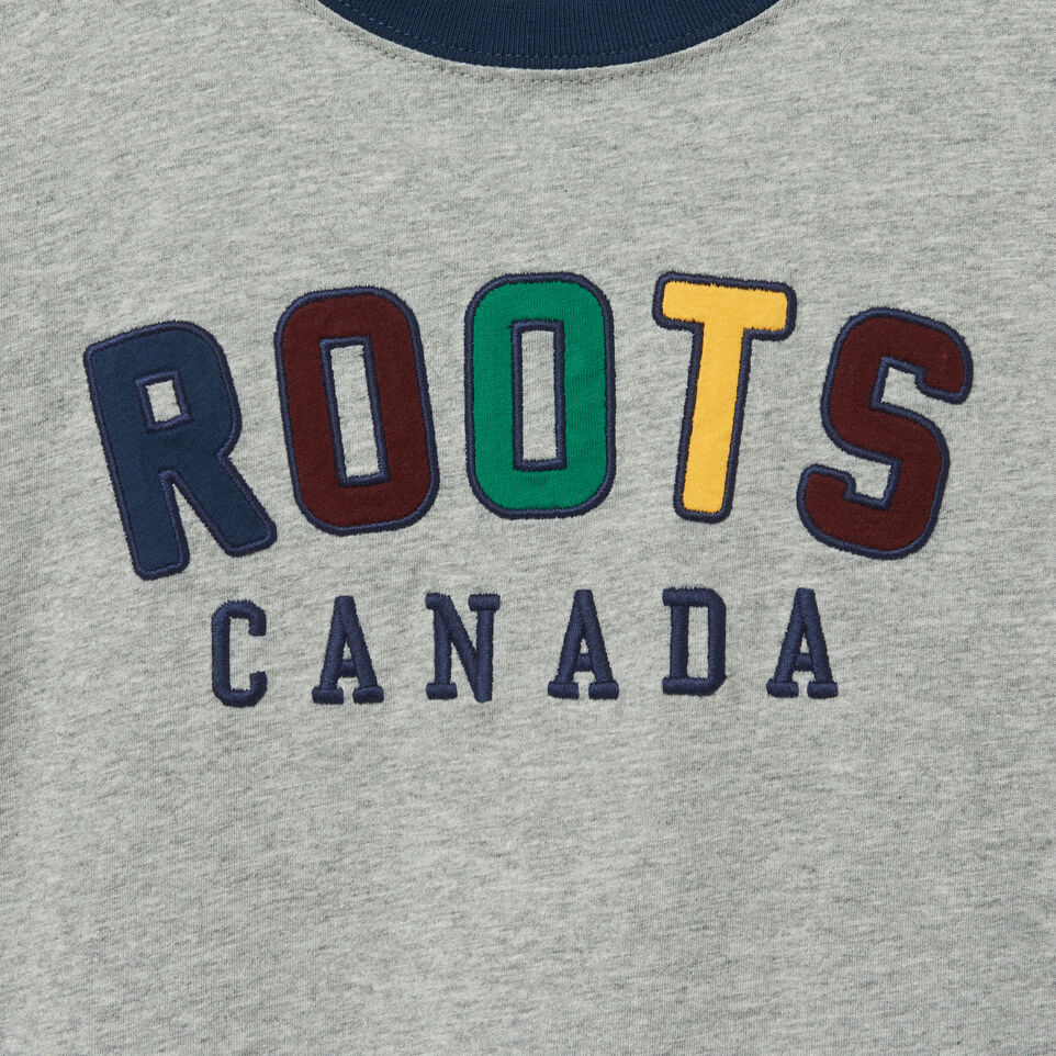 Roots-undefined-Boys Sutton Ringer T-shirt-undefined-D