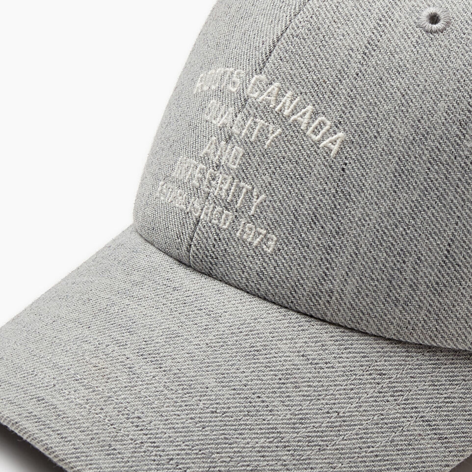 Roots-undefined-Yonge Baseball Cap-undefined-D