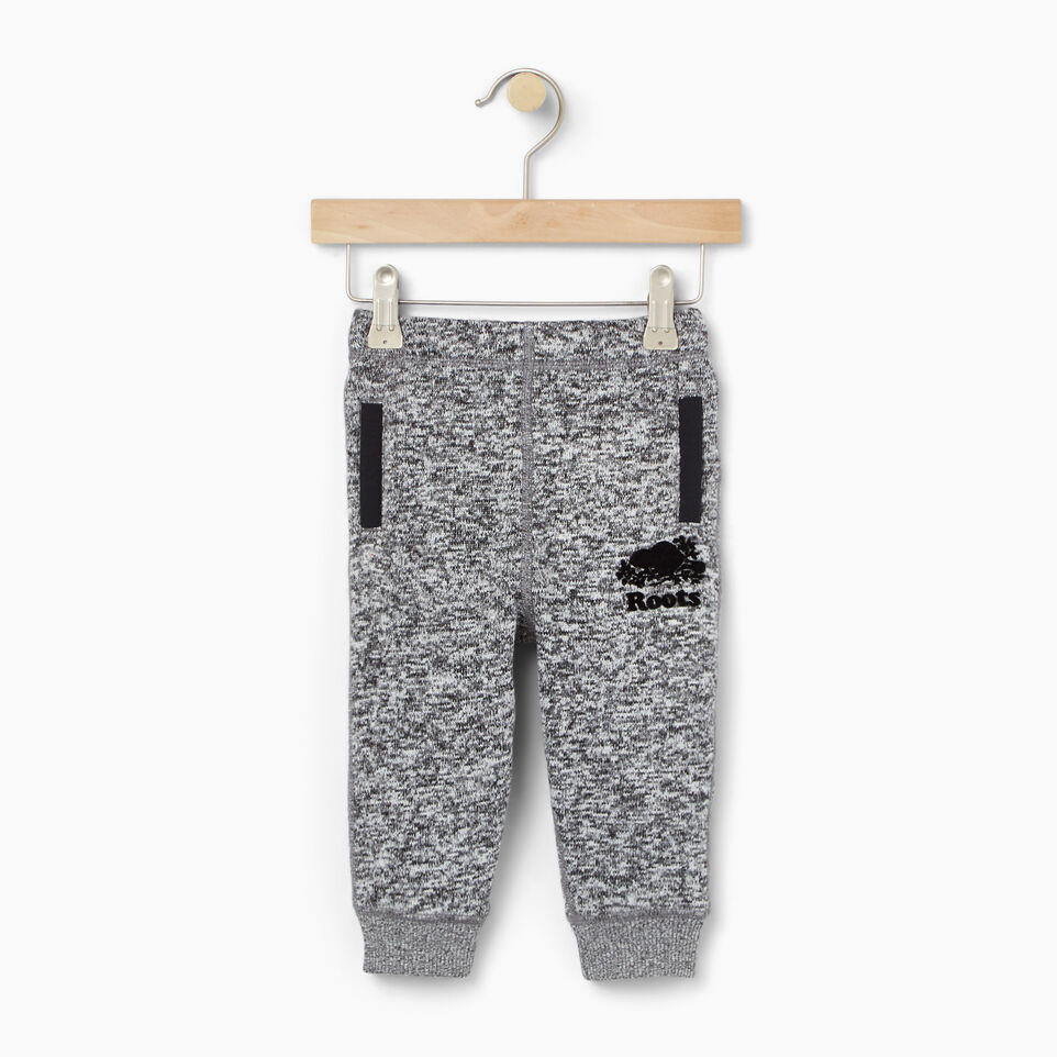 Roots-undefined-Baby Sweater Fleece Sweatpant-undefined-A