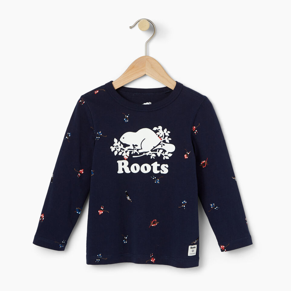 Roots-undefined-Toddler Hockey AOP T-shirt-undefined-A