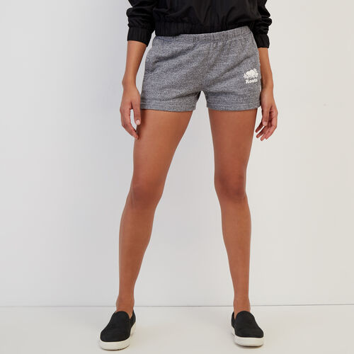 Roots-Women Shorts & Skirts-Original Sweatshort-Salt & Pepper-A
