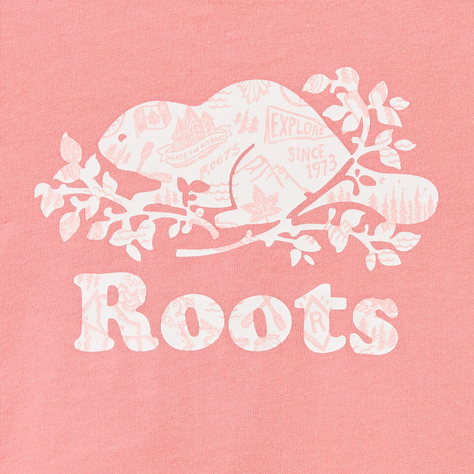 Roots-undefined-Baby Camp Cooper T-shirt-undefined-C