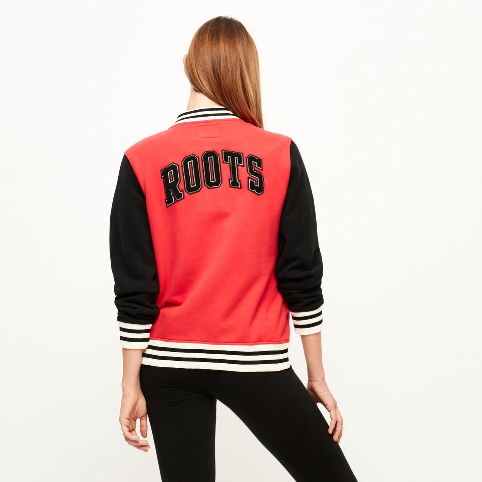 Roots-undefined-Blouson style universitaire-undefined-D