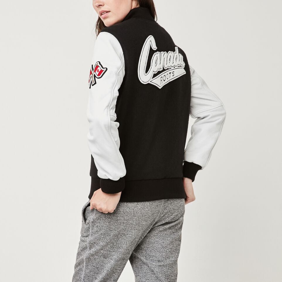 Roots-undefined-Blouson Gretzky-undefined-C