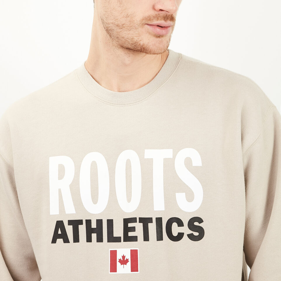Roots-undefined-Roots Re-issue Crewneck-undefined-C