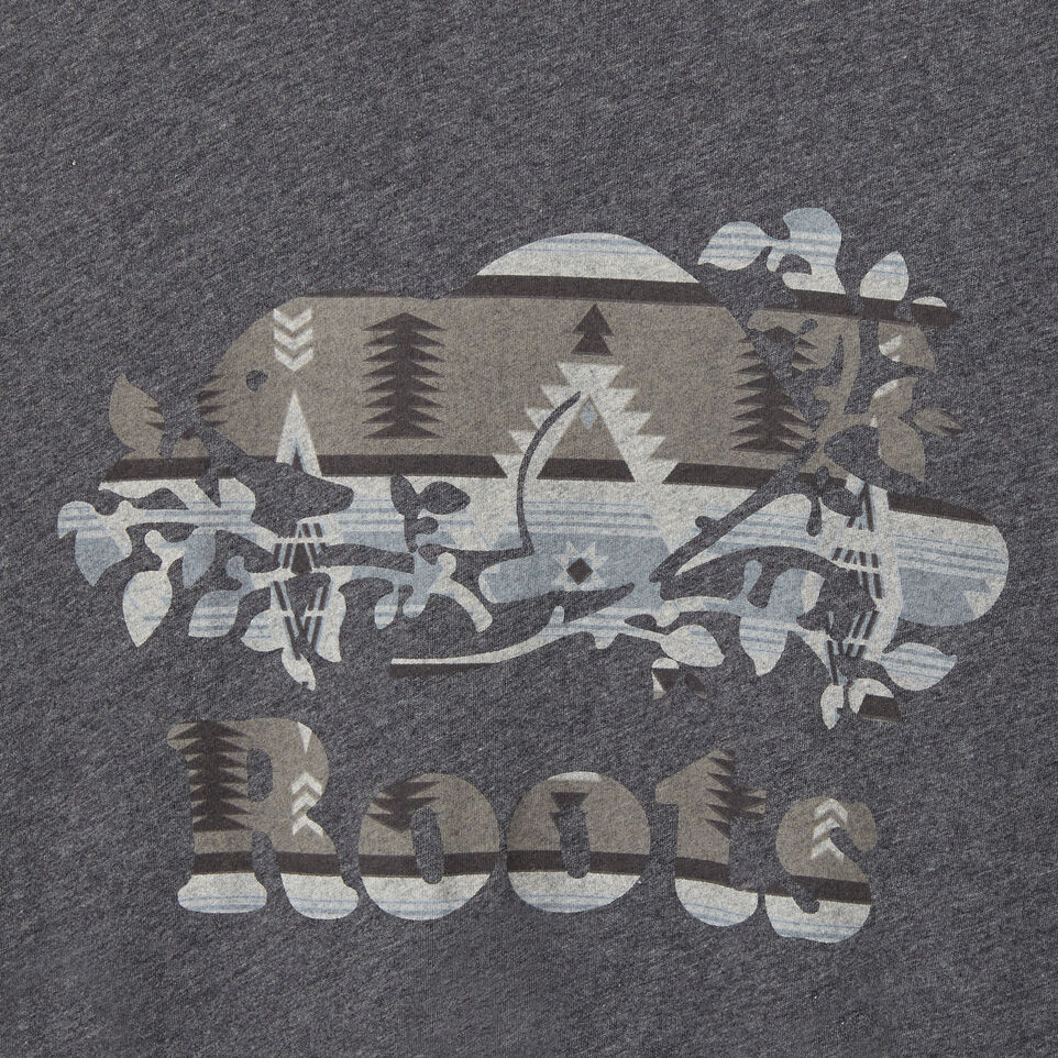 Roots-undefined-Womens Pendleton T-shirt-undefined-C