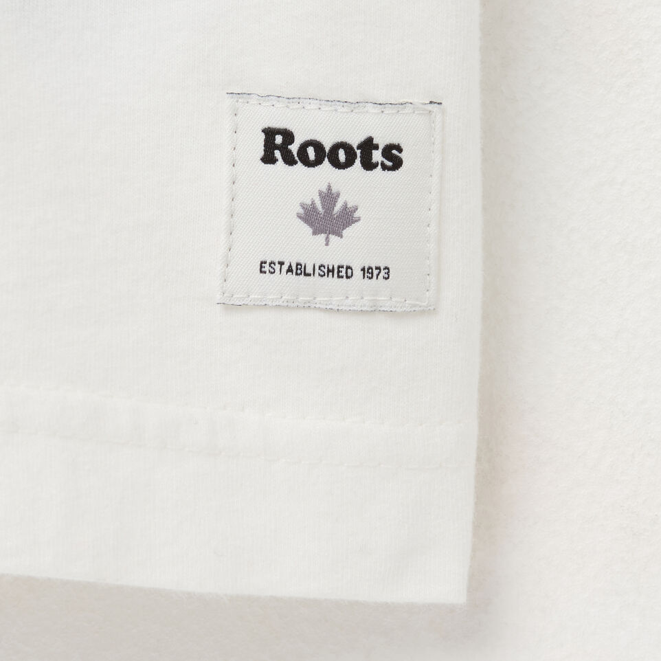 Roots-undefined-Mens Maple V-neck T-shirt-undefined-C