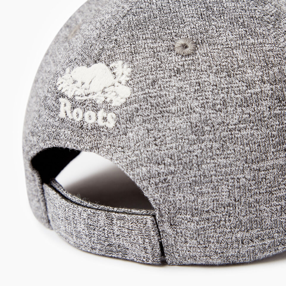 Roots-Kids Our Favourite New Arrivals-Kids Canada Baseball Cap-Salt & Pepper-E