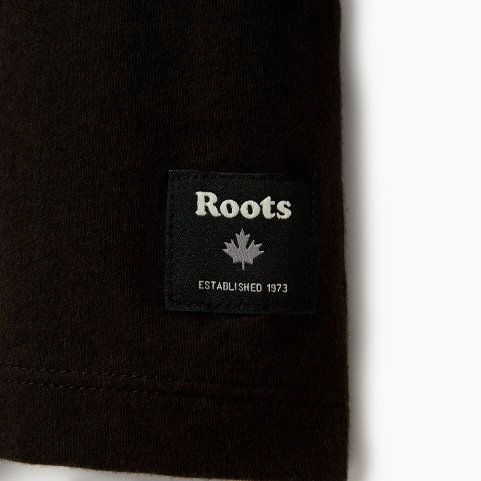 Roots-undefined-Womens Cooper Script T-shirt-undefined-C