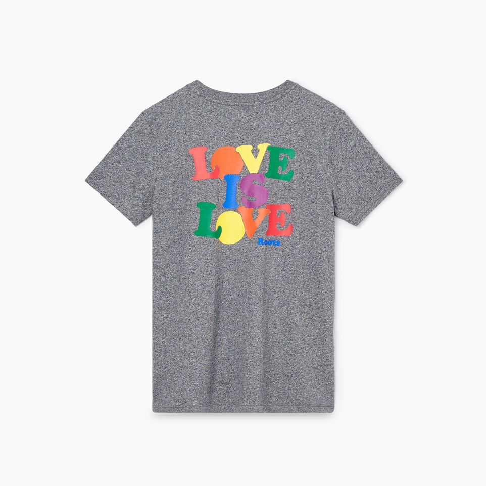 Roots-undefined-Womens Love Is Love T-shirt-undefined-B
