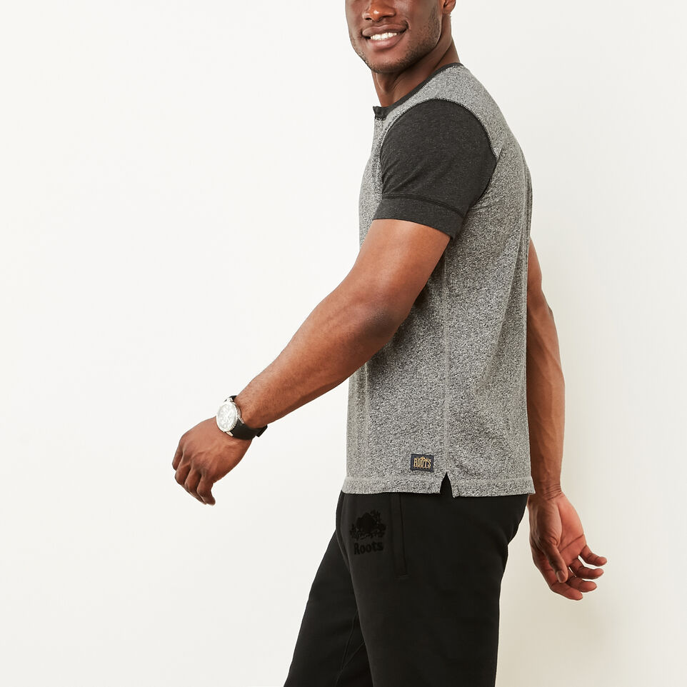 Roots-undefined-Guelph Colour-blocked Henley-undefined-B