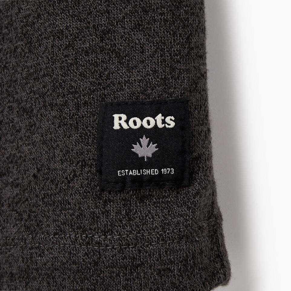 Roots-New For May Women-Womens Cooper Beaver T-shirt-Black Pepper-C
