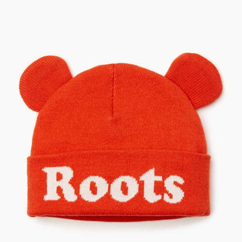 Roots-Sale Kids-Toddler Cooper Glow Toque-Spicy Orange-A
