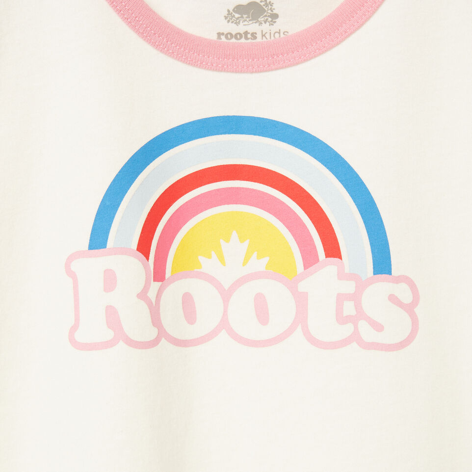 Roots-undefined-Toddler Cooper Rainbow Ringer T-shirt-undefined-C
