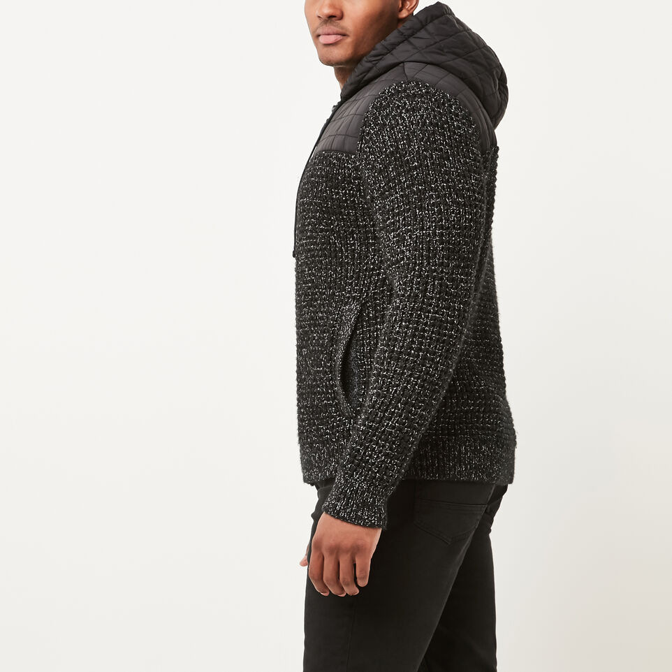 Roots-undefined-Black Fox Hybrid Hoody-undefined-C