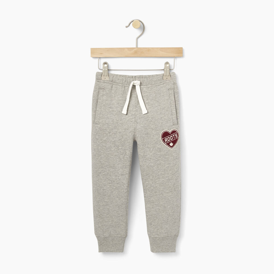 Roots-undefined-Toddler Roots Patches Sweatpant-undefined-A