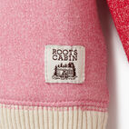 Roots-New For November Kids-Toddler Roots Cabin Cozy Sweatshirt-Cashmere Rose Pepper-D