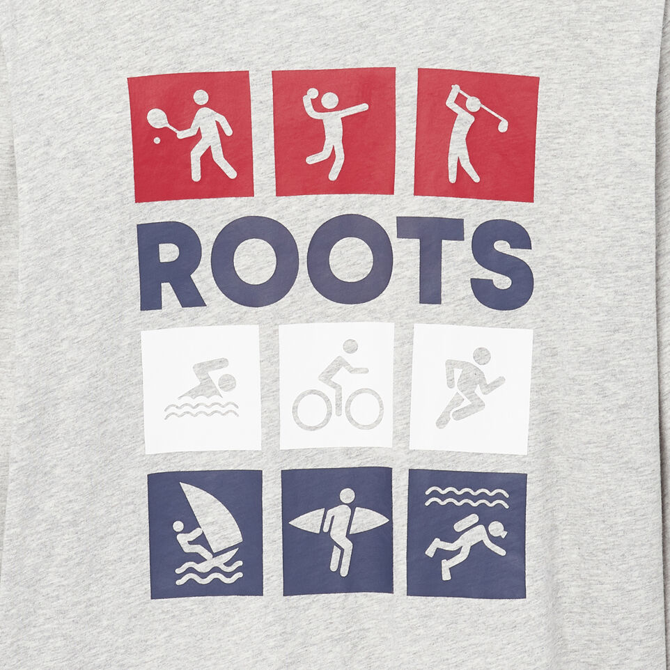 Roots-Men Our Favourite New Arrivals-Mens Roots Outdoors Long Sleeve-Grey Mix Pepper-D