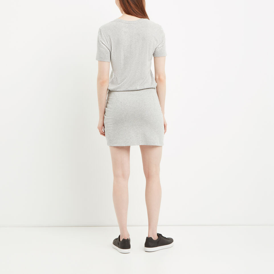Roots-undefined-French Terry Tie Dress-undefined-D