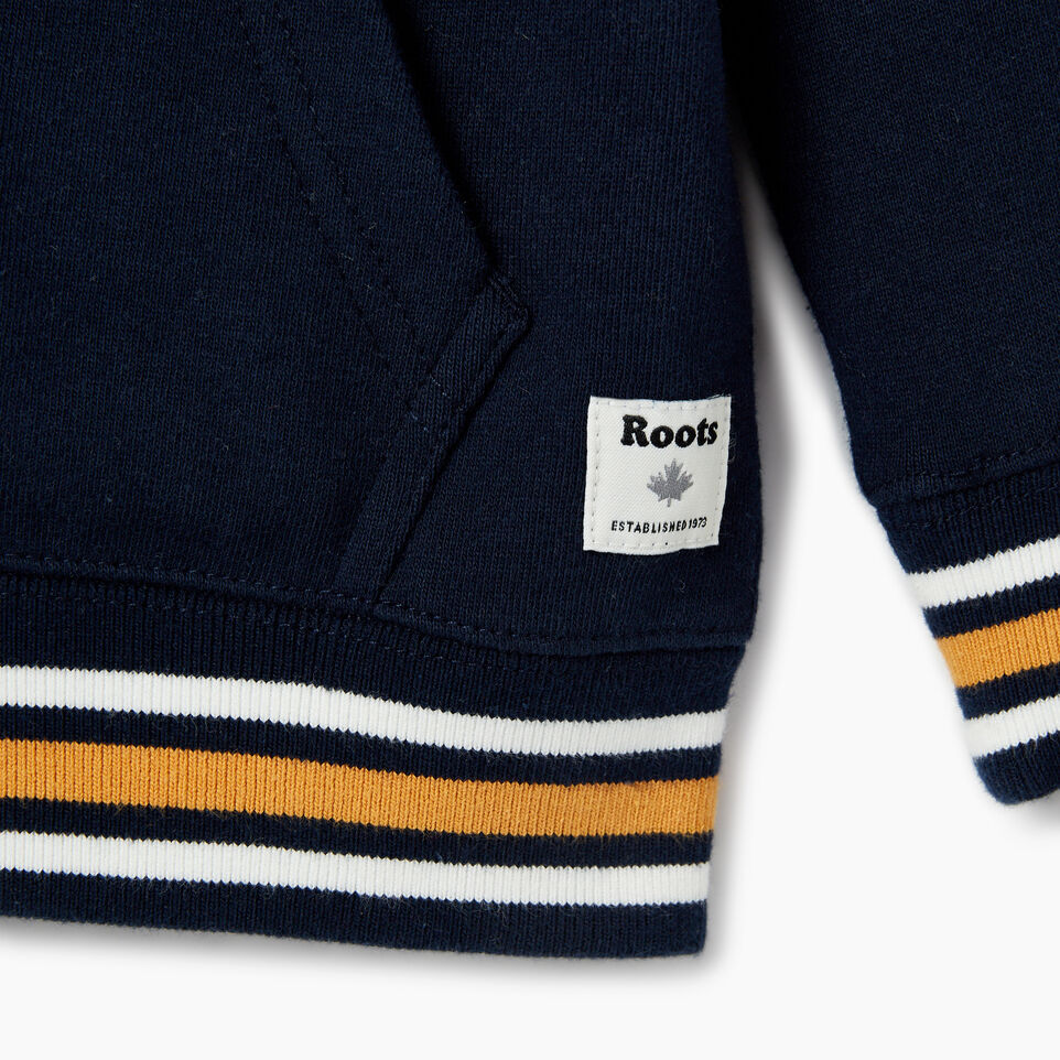 Roots-undefined-Toddler Roots Varsity Full Zip Hoody-undefined-D