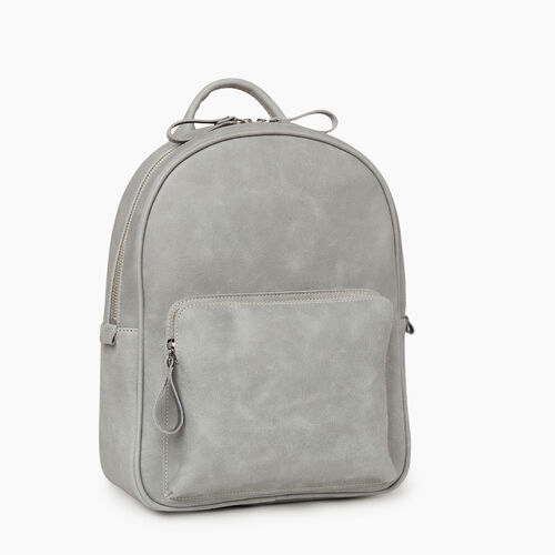 Roots-Women Leather-Chelsea Pack Tribe-Quartz-A