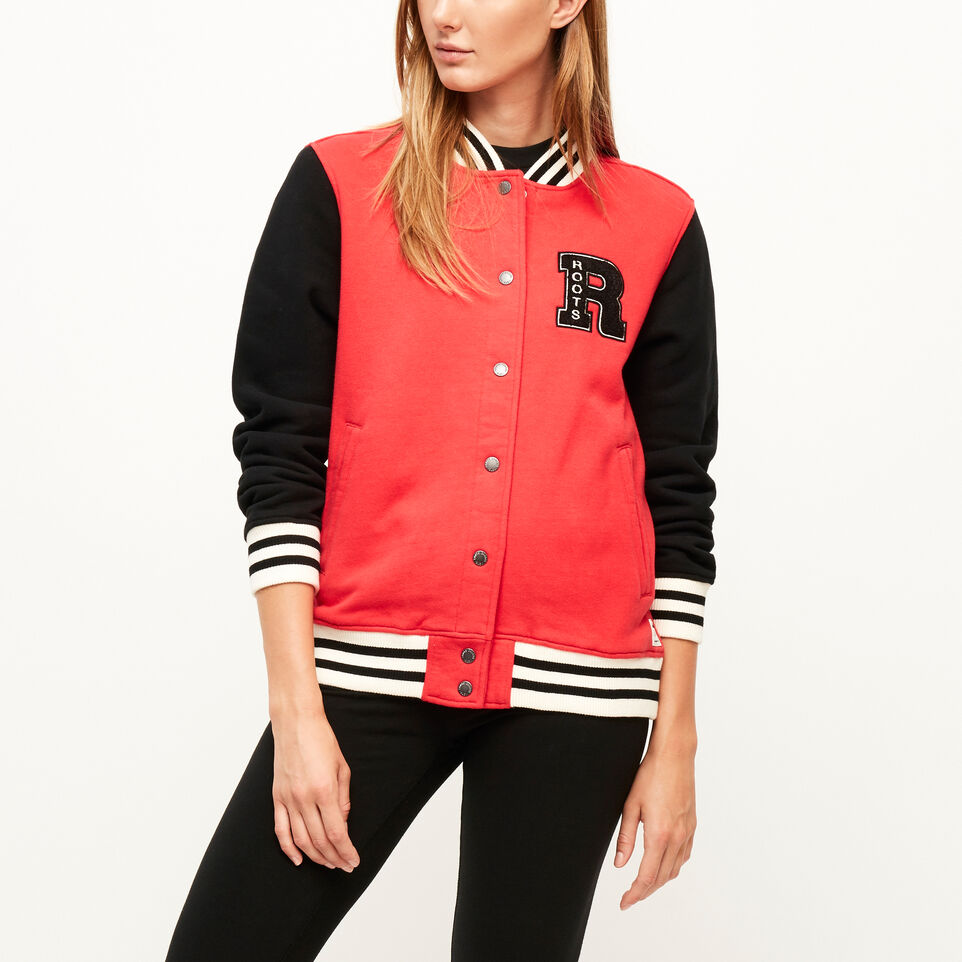 Roots-Varsity Awards Jacket