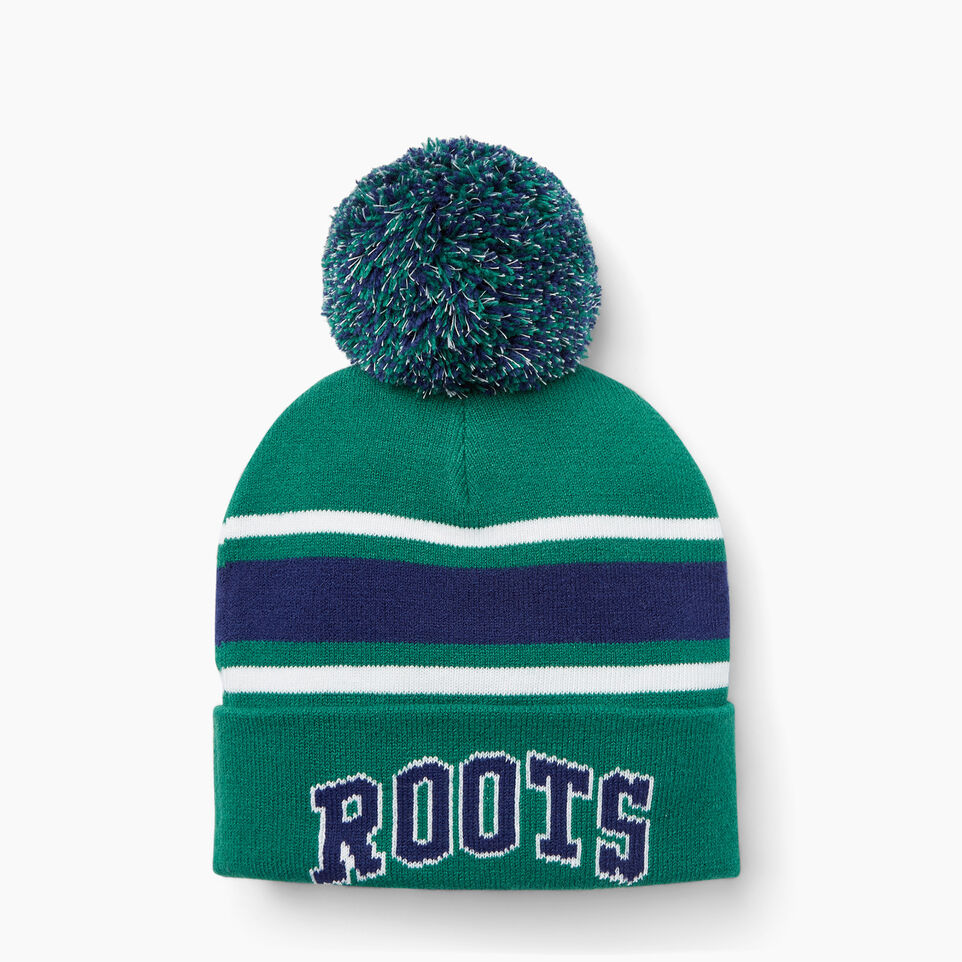 Roots-Kids Campus Pom Pom Toque