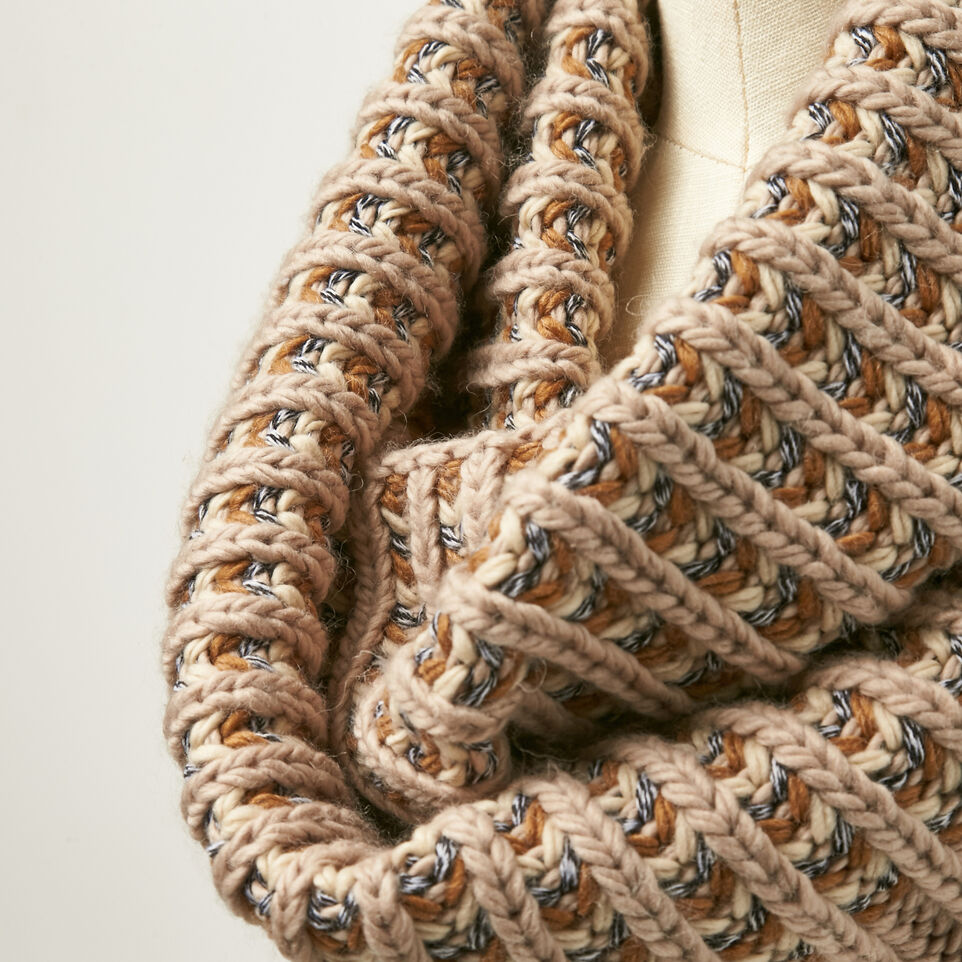 Roots-undefined-Jaclyn Chunky Infinity Scarf-undefined-D