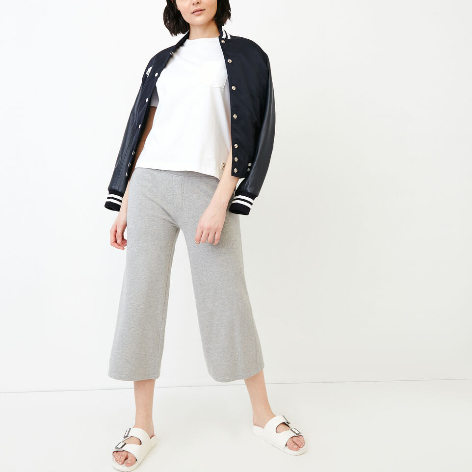 Roots-Women Our Favourite New Arrivals-Melange Terry Sweatpant-Grey Mix-B