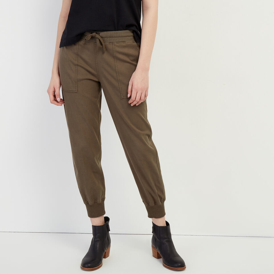 Roots-Women Our Favourite New Arrivals-Journey Jogger-Fatigue-A