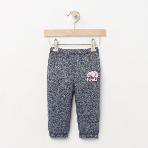 Roots-Sale Kids-Baby Original Roots Sweatpant-Navy Blazer Pepper-A