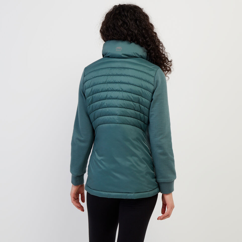 Roots-New For February Journey Collection-Journey Hybrid Jacket-North Atlantic-D