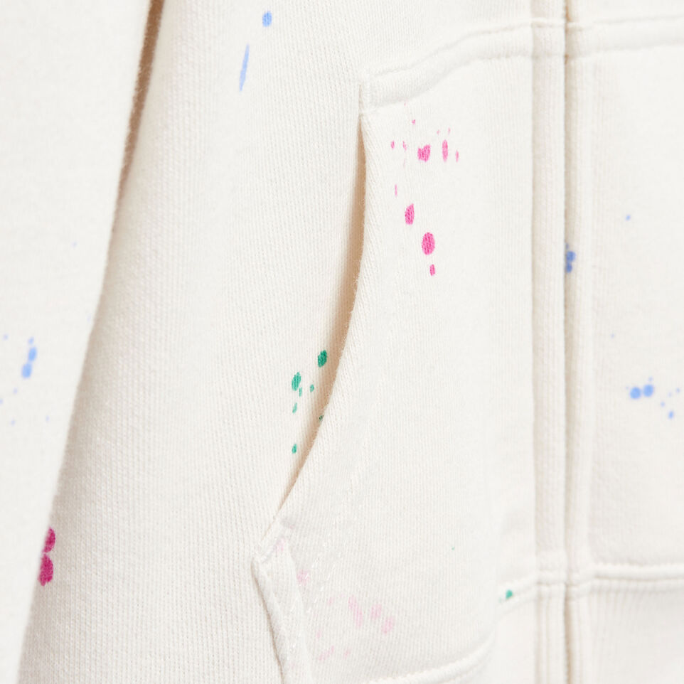 Roots-Kids Our Favourite New Arrivals-Toddler Splatter Full Zip Hoody-Cannoli Cream-E