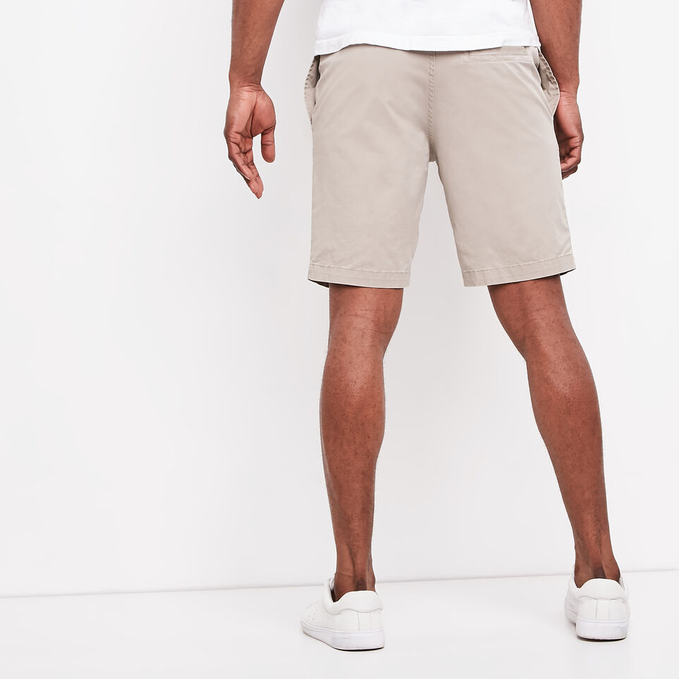 Roots-undefined-Sideline Twill Short-undefined-D
