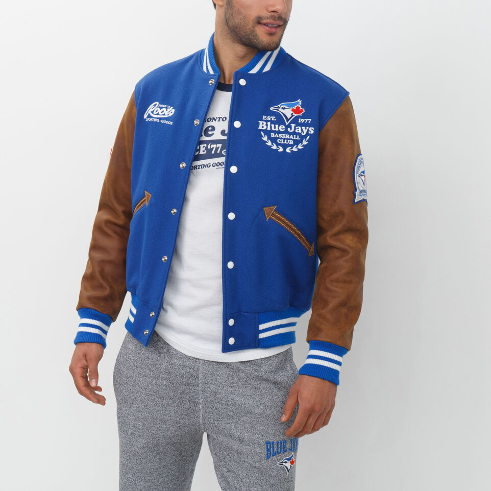 Roots-undefined-Blue Jays 40th Anniversary Jacket-undefined-C