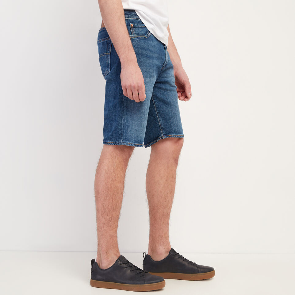 Roots-undefined-Levi's 501 Hemmed Short-undefined-C